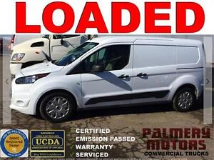 2014 Ford Transit Connect XLT CARGO