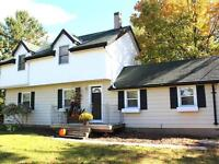 County Home - 1 1/2 Acres