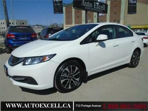2013 Honda Civic Sdn EX Heated Seats, Back Up Camera, Bluetooth