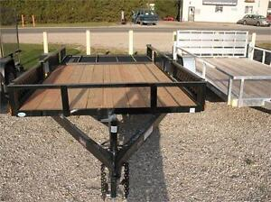6.5X14 with ATV Ramp sides and Rear Ramp London Ontario image 2