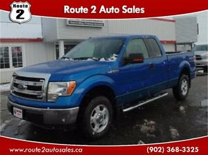 2013 Ford F-150 XLT SuperCab 5.0