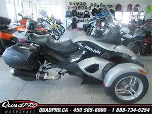 2008 Can-Am Spyder RS-S SM5 53.78$/SEMAINE