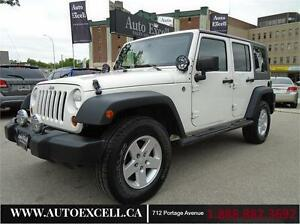 2008 Jeep Wrangler X 4WD 4dr HARD TOP 6CYL 3.8L