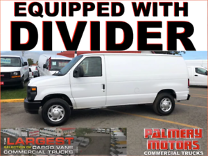 2012 FORD E-150 WITH DIVIDER