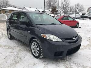 2006 MAZDA MAZDA5 MANUAL 150000KM TOUTE OPTION