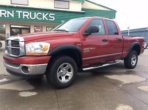 2006 Ram 1500 Lone Star 4x4 ~150 Point Inspection Reduced $9,900