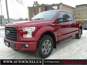 2015 Ford F-150 XTR SPORT PACKAGE 4WD SUPERCREW 157""