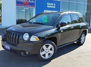 2010 JEEP COMPASS SPORT NORTH EDITION | SUNROOF |  NAVIGATION