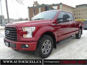 """2015 Ford F-150 XTR SPORT PACKAGE 4WD SUPERCREW 157"""""""