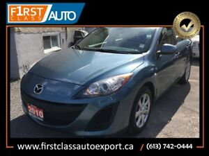 2010 Mazda Mazda3 - Great On Gas! - NO ACCIDENTS!