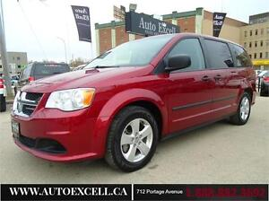 2014 Dodge Grand Caravan SE 4dr Wgn V6 3.6L