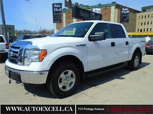 *CLEARANCE* 2012 Ford F-150 XLT SUPER CREW CAB ALLOYS 5.0L 4X4