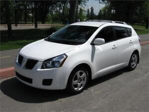 2009 Pontiac Vibe-ONE OWNER-126,000 KM-CRUISE-EXTRA CLEAN!