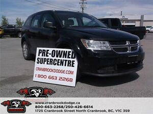 2016 Dodge Journey Canada Value Pkg