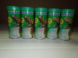 Iguana Food – Only 5 Cans Left!