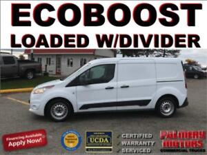 2014 FORD TRANSIT CONNECT ECOBOOST