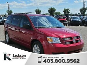 2010 Dodge Grand Caravan SE - Rear DVD, Stow 'n Go
