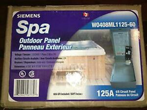 GFCI GFI Outdoor Spa / Hot Tub Panel 40A 50A 60A *Brand New* London Ontario image 2
