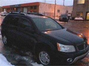 2006 PONTIAC TORRENT AWD4X4  RÉDUIT 3980$ TPS-TX INC 514-817-009