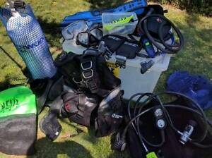 Scuba Diving Gear Cloverdale Belmont Area Preview