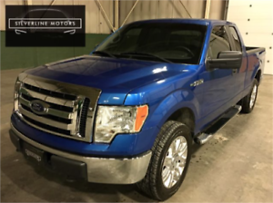 2011 Ford F-150 XLR,SUPERCAB,V6,4x4,CALL/TEXT 204-509-0008