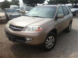 2003 Acura MDX Sport AWD, Fully loaded remote entry, 7 passenger
