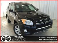 2011 Toyota RAV4 4WD Limited! *Loaded*