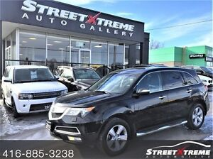 2010 Acura MDX Tech pkg **FULLY LOADED AWD & ACCIDENT FREE**