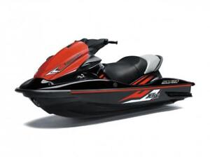 2018 Kawasaki STX-15F Save $1300 & 3 Year KPP Warranty!