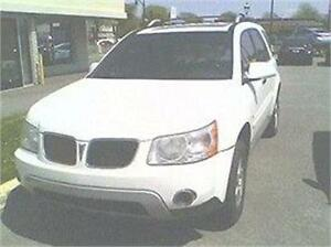 2006 PONTIAC TORRENT AWD4X4  RÉDUIT 4980$ TPS-TX INC 514-817-009