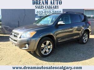2012 Toyota RAV4 Sport V6 LOWEST PRICE TO SELL!! ACTIVE STATUS!!