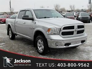2014 Ram 1500 Outdoorsman 4WD - Front Bench