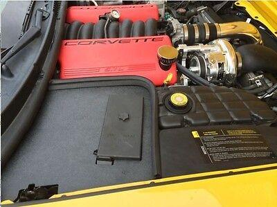 - C5 Corvette Battery Den Cover  C5 ZO6 LS1 Ls6 C-5 Z06 GM Textured Black or White
