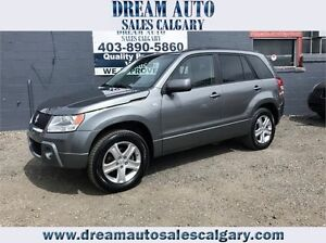 2007 SUZUKI GRAND VITARA LUXUARY AWD FULLY LOADED!! REMOTE START
