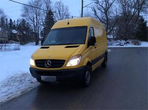 2013 Sprinter Cargo, High Roof, Extremely Clean, FREE WARRANTY