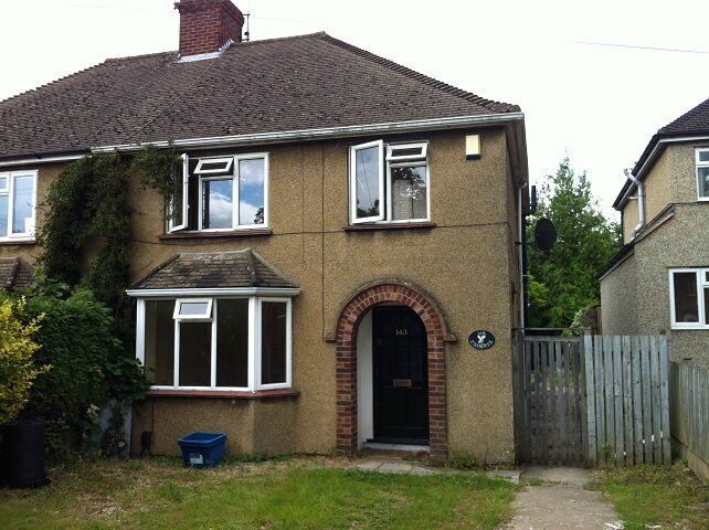 Student friendly: A well presented five bedroom semi detached property located in Headington