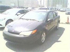 2004 SATURN ION COUPE SPORT 1880$ TPS-TAXE INCLUS 514-817-0095