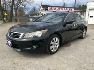 2009 Honda Accord EX-L V6/Comes Certified/Automatic/Leather/Roof