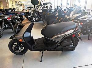 2014 Yamaha BWS 125