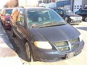 2004 DODGE GRAND CARAVAN SE AUBAINE 1980$ TPS-TX INC 514-817-009