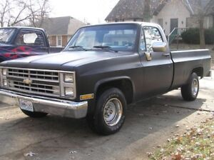 Wanted: Old Gmc or Chevy Truck