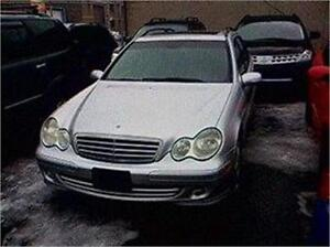 2005 MERCEDES C240 4MATIC AWD 4X4 3980$ TPS-TX INC 514-817-0095