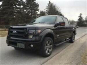 2013 Ford F-150 FX4, One Owner, Fully Loaded, Low KMs, WARRANTY