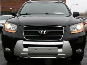 2009 Hyundai Santa Fe GLS (LETHER SEATS)