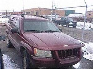 1999 JEEP GRAND CHEROKEE LIMITED TPS-TX INC. 1580$ 514-817-0095