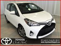 2015 Toyota Yaris SE *Low K with leather!*