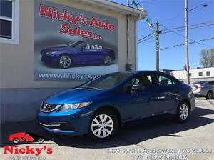 2015 Honda Civic DX, GREAT VALUE! NO ACCIDENTS! $0 DOWN $74 BW!