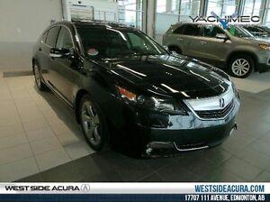 2012 Acura TL 4dr Sdn Auto SH-AWD