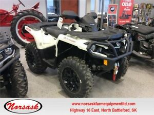 Can-Am Outlander XT 1000 *REDUCED PLUS 3 YEAR WARRANTY*