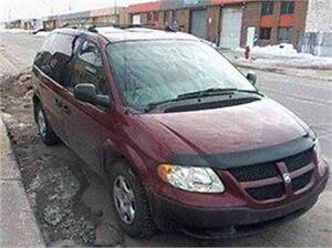 2003 DODGE CARAVAN SE LIQUIDATION 1180$ TPS-TX INC 514-817-0095